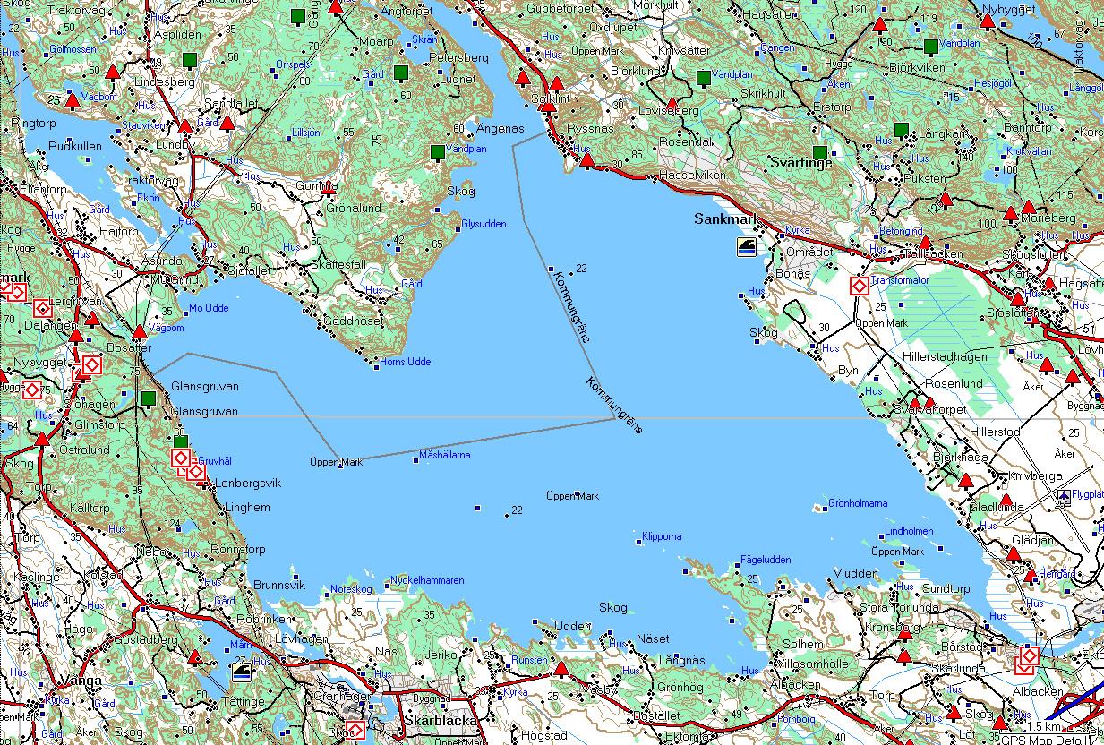 Kartor Maps