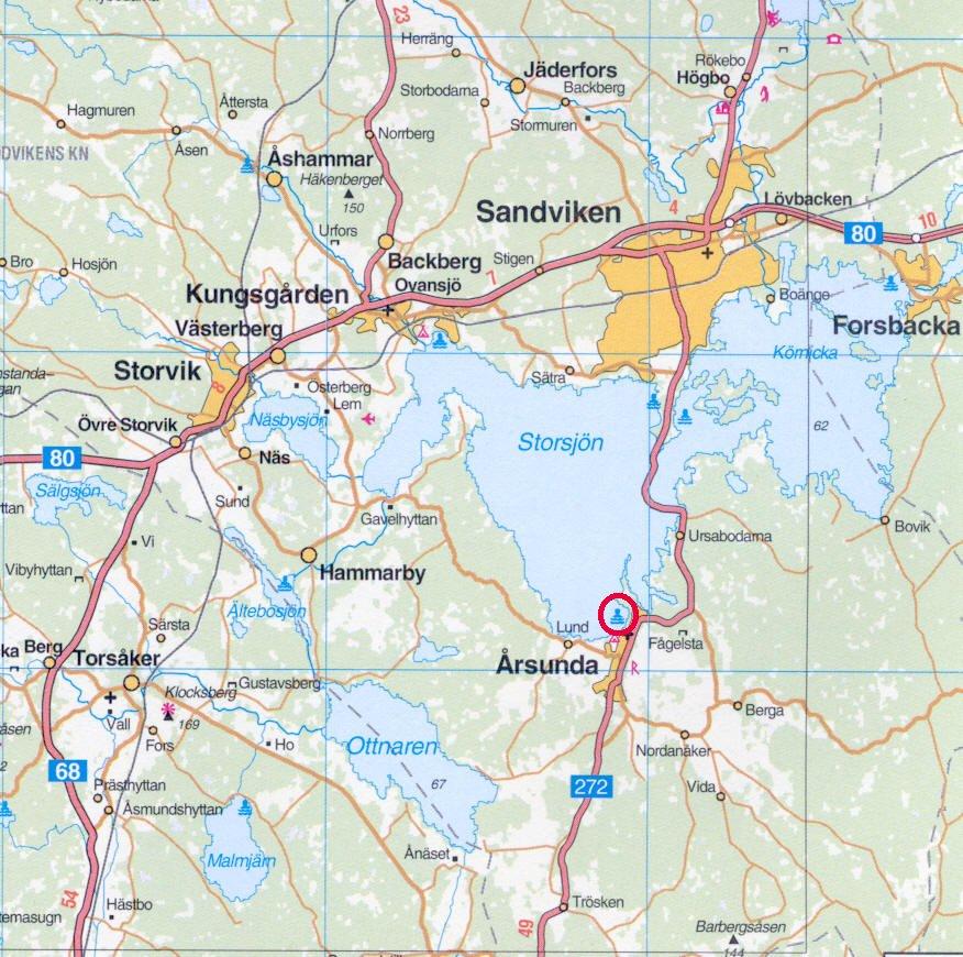 vaertahamnen stockholm karta